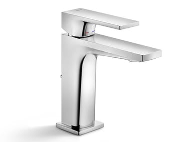 Countertop washbasin mixer with flow limiter SEVEN | Washbasin mixer