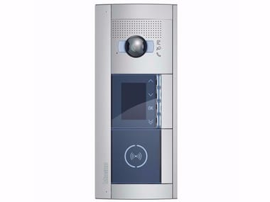 Door entry system and video door entry system SFERA