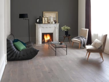 Engineered wood floor FRENCH OAK ZENITUDE SHABI SCHISTE ALTO