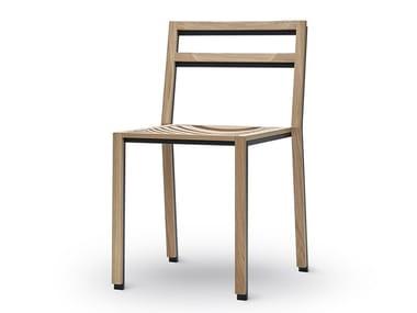 Cadeira de carvalho SHADOW | Cadeira