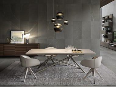 Rectangular table SHANGHAI