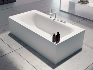 Rectangular bathtub SHAPE 02