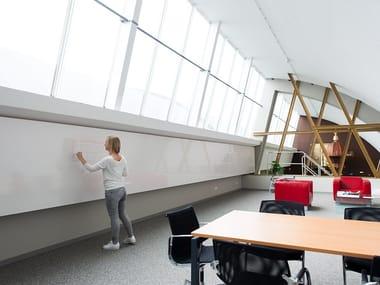Modular whiteboard panels SHARP