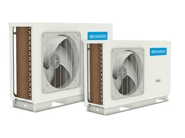 Pompa di calore ad aria/acqua SHERPA MONOBLOC S1 E