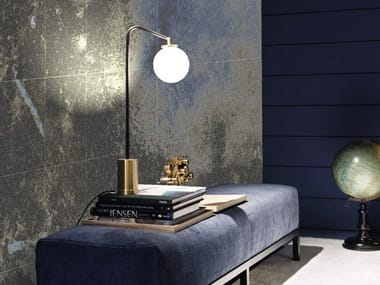 Indoor leather wall tiles SHINE MOSAIC