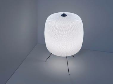 LED floor lamp with dimmer SHOJI