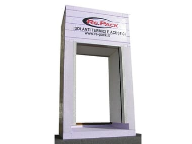 Box with external or internal inspection for rolling Shutter SHUTTER BOX - ROLLING SHUTTERS