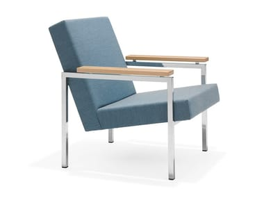 Easy chair with armrests SIËSTA LOUNGE