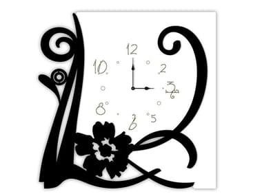 Wall-mounted MDF clock SI-194   Clock