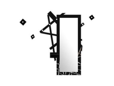 Wall-mounted hall mirror SI-293