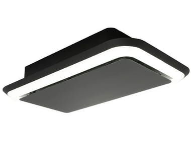 Island hood with integrated lighting SIDELIGHTED 4265