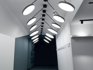 Lampada a sospensione a LED con dimmer SIGN DIVA DANCER PLAY
