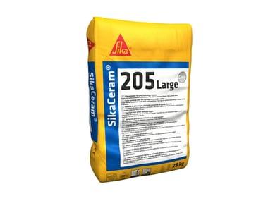 Adesivo cementizio per pavimento SIKACERAM®-205 LARGE