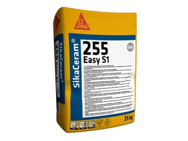 Adesivo in polvere a base cementizia SIKACERAM®-255 EASY S1