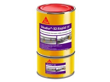 Resina termoindurente SIKADUR®-32 RAPID IT