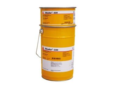 Resina epossidica bicomponente da impregnazione SIKADUR®-330