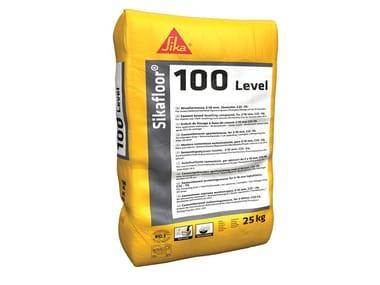 Livellina cementizia monocomponente SIKAFLOOR®-100 LEVEL