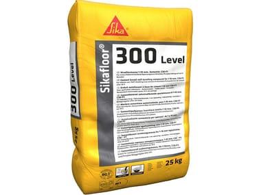 Livellina cementizia monocomponente SIKAFLOOR®-300 LEVEL