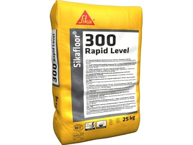 Livellina cementizia monocomponente SIKAFLOOR®-300 RAPID LEVEL