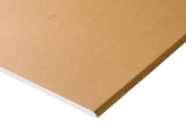 Sound insulation and sound absorbing panel in mineral fibre SILENTBOARD