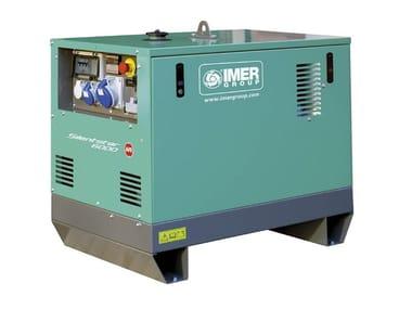 Generatore diesel SILENTSTAR MONOFASE DIESEL