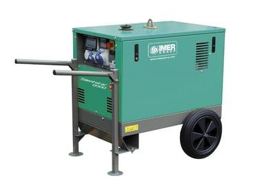 Generatore diesel SILENTSTAR TRIFASE DIESEL