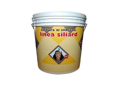 Intonaco silossanico antialga SILIARD INTONACHINO 1/1,2 MM