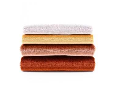 Solid-color velvet fabric SILK VELVET