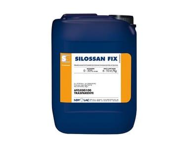 Primer a base di polimeri silossanici SILOSSAN FIx