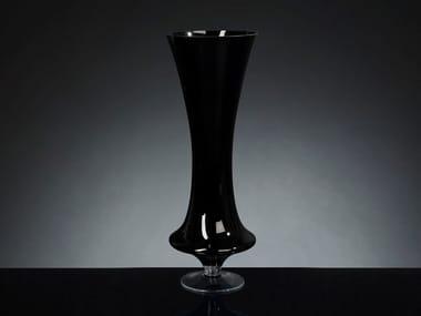 Glass vase SILVIA