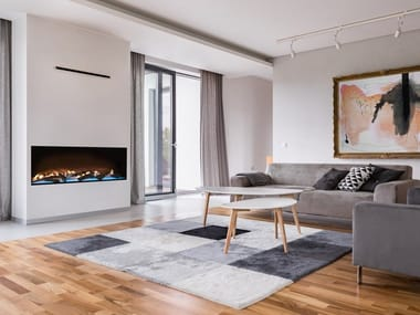 Gas built-in fireplace SINATRA 2400 | Built-in fireplace