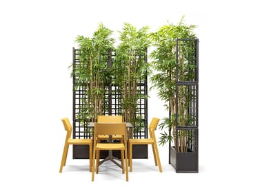Recycled plastic garden partition SIPARIO 3