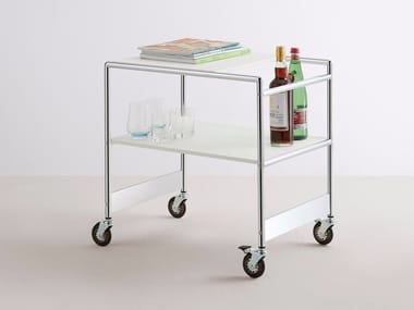 Steel Kitchen trolley SIR