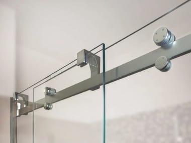 Metal Shower door kit SHOWER SYSTEM