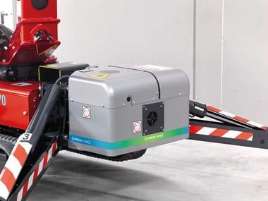 Lithium batteries for aerial platform SISTEMA LITHIUM-ION