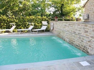 Pool liner SATURNIA