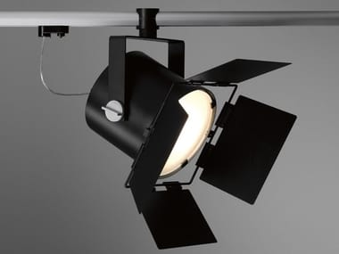 LED adjustable clamp aluminium spotlight SISTEMA SPOTTÒ | Clamp spotlight
