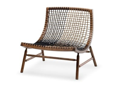 Solid wood easy chair SITAR | Easy chair