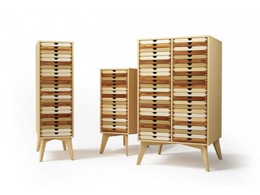 Solid wood chest of drawers SIXTEMATIC 2 | Chest of drawers