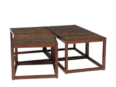 Tavolino da caffè modulare SKANDI | Tavolino da caffè