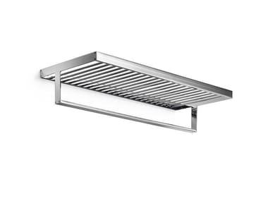 Bathroom Wall Shelves SKUARA | Griglia con portasalviette