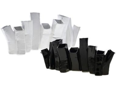 Vaso de cerâmica SKYLINE | Vaso