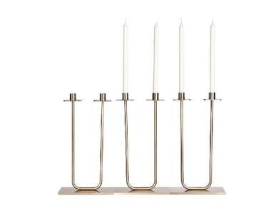 Brass candle holder SLAT