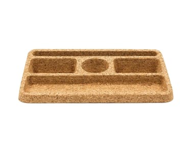 Cork stationery organizer SLICE | Stationery organizer