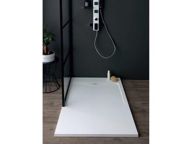 Piatto doccia SLIDE | Piatto doccia Bianco lucido