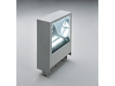 Proiettore per esterno a LED in alluminio pressofuso SLIM F.8294