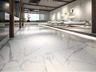 Wall/floor tiles with marble-effect pattern SYROS