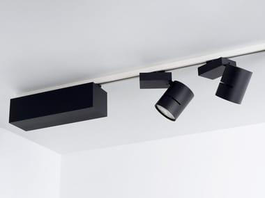 Illuminazione a binario a LED con dimmer SLINGSHOT