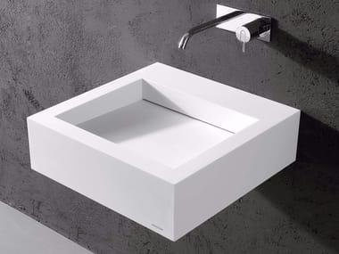 Lavabo in Corian® SLOT | Lavabo