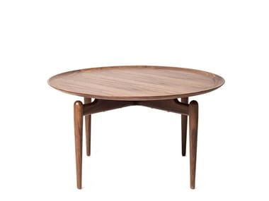 Round coffee table SLOW COFFEE TABLE